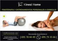 KinesiHome. Fisioterapeutas a domicilio Valencia