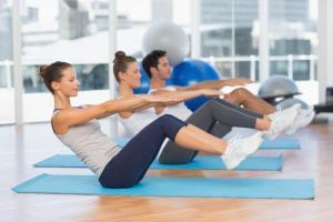 Pilates suelo, accesorios y su aplicación clínica en la fisioterapia. Junio 2017