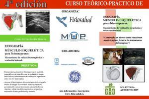 CURSO DE ECOGRAFÍA MUSCULO-ESQUELÉTICA PARA FISIOTERAPEUTAS