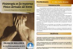 FISIOTERAPIA EN LOS TRASTORNOS FÍSICOS DERIVADOS DEL ESTRÉS. Evaluación - Diagnóstico y Tratamiento mediante Terapia Manual
