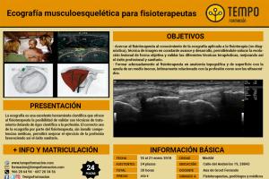Ecografía Musculoesquelética para Fisioterapeutas