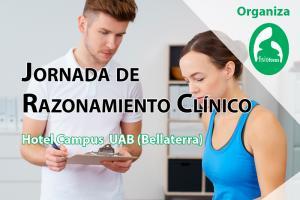 JORNADA DE RAZONAMIENTO CLÍNICO EN FISIOTERAPIA