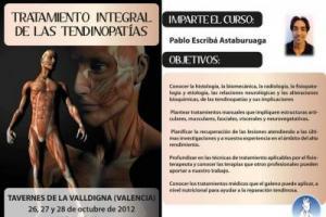 TRATAMIENTO INTEGRAL DE LAS TENDINOPATIAS