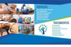 Clínica de fisioterapia y rehabilitación