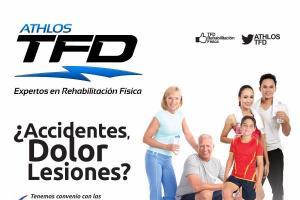 ATHLOS TFD Rehabilita ECATEPEC