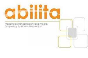 Abilita. Clínica de Rehabilitación Física Integral, Ortopedia y Especialidades Médicas