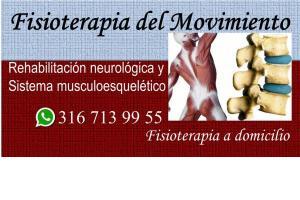 Fisioterapia del Movimiento Parkinson Guillain barré Trombosis Accidente cerebro vascular ACV Esclerosis múltiple Columna vertebral Sistema músculo esquelético Fracturas Masaje Rehabilitación Terapia física Fisioterapeutas a domicilio Bogotá Estiramiento