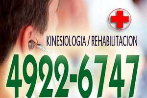 KINESIOLOGOS 49226747 FISIOTERAPIA REHABILITACION