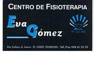 Centro de Fisioterapia Eva Gómez