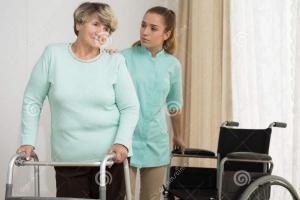 Fisioterapeuta domiciliaria