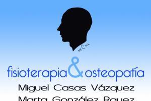MCM Fisioterapia & Osteopatía. Miguel Casas Vázquez & Marta González Rodríguez