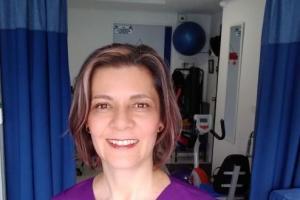 Fisioterapeuta Sandra Cardona