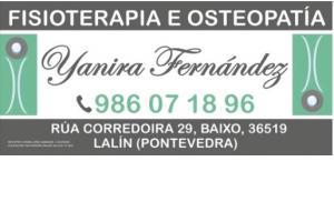 FISIOTERAPIA Yanira Fernández