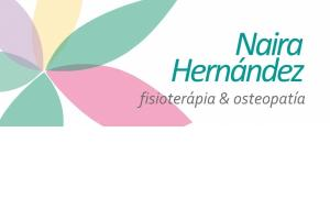 Naira Hernández- Fisioterapia y Osteopatía