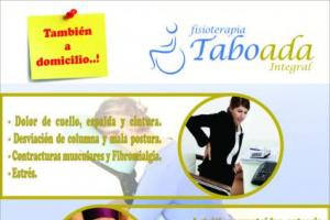 Consultorio De FISIOTERAPIA TABOADA