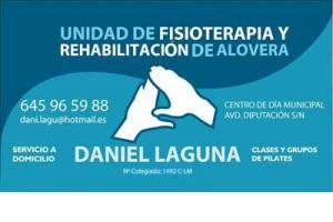 Unidad de Fisioterapia y Rehabilitación de Alovera