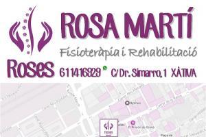 Clínica ROSES - Rosa Martí Fisioterapia y Rehabilitación