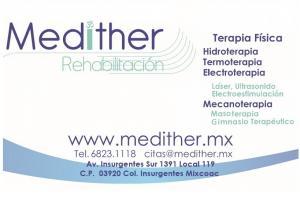 Medither Rehabilitación