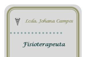 Lcda. Ft. Johana Campos