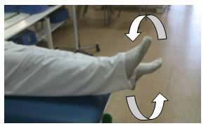 Protocolo ejercicios de tobillo