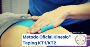 VENDAJES NEUROMUSCULARES: MÉTODO OFICIAL KINESIO TAPING KT1/KT2 (MAYO 2015) - MADRID