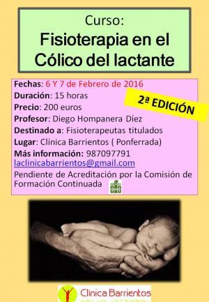 FISIOTERAPIA EN EL CÓLICO DEL LACTANTE. (2ª EDICIÓN)
