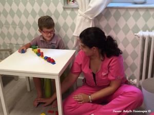 FISIOTERAPIA EN LAS ALTERACIONES DEL DESARROLLO INFANTIL