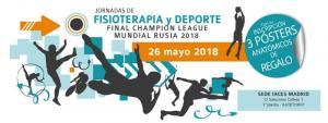 2.ª Jornada de Fisioterapia y Deporte