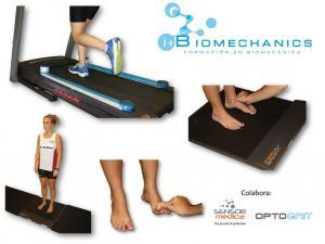 Análisis Biomecánico de la postura, marcha y carrera (BIME)