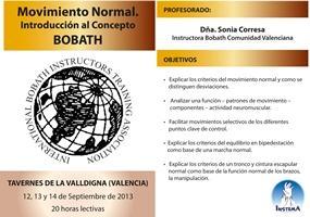 MOVIMIENTO NORMAL. INTRODUCCIÓN AL CONCEPTO BOBATH