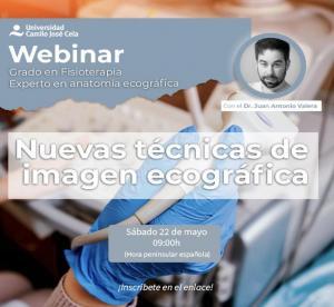 Webinar Gratuito: Nuevas técnicas de imagen ecográfica