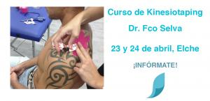 Curso de Aplicaciones Prácticas de Vendaje Neuromuscular / Taping Kinesiológico / Kinesiotaping