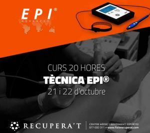 TÉCNICA ELECTRÓLISIS PERCUTÁNEA INTRATISULAR (EPI®) EN EL TRATAMIENTO DE LESIONES DE TEJIDOS BLANDOS (20 horas)