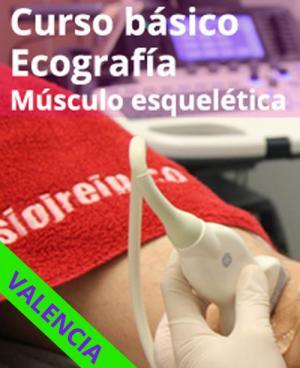 Curso de Ecografía Músculo-Esquelética para fisioterapeutas (básico)
