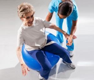 Fisioterapia en geriatría: actualización, valoración y tratamiento terapéutico y preventivo