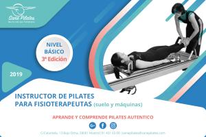 Instructor de Pilates para Fisioterapeutas - Suelo y Máquinas