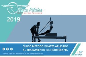CURSO MÉTODO PILATES APLICADO AL TRATAMIENTO DE FISIOTERAPIA 16a edición