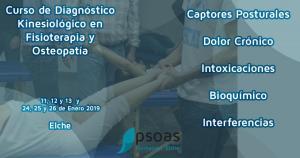 Curso de Diagnóstico kinesiológico en fisioterapia y osteopatía. ELCHE. IV ed.