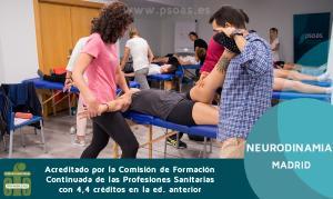 Curso de Neurodinamia. Madrid. Rafael Calvente