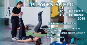 Curso de Pilates Suelo. Alicante IV edición