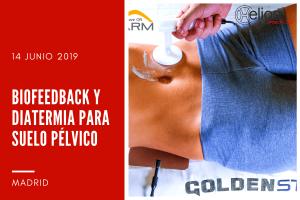 Curso de Biofeedback y Diatermia para Suelo Pélvico