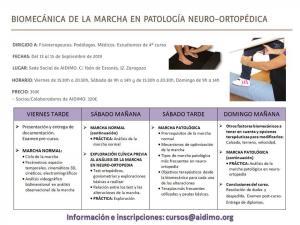 Biomecánica de la marcha en patología neuro-ortopédica