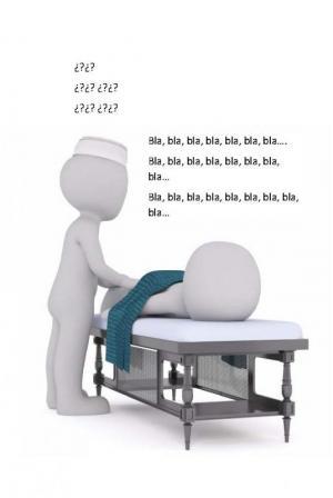 Curso de Psicología para fisioterapeutas vs pacientes
