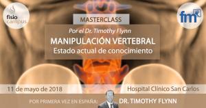 Manipulación Vertebral - Masterclass Timothy Flynn