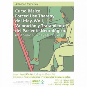 Curso Básico de Forced Use Therapy de Utley/Woll®