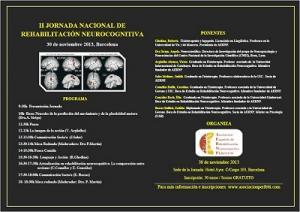 II JORNADA NACIONAL DE REHABILITACIÓN NEUROCOGNITIVA PERFETI