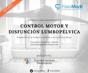 Control motor y disfunción lumbo-pélvica