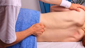 Manipulaciones vertebrales en el raquis y la pelvis - Bilbao