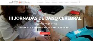 """III Jornadas de Daño Cerebral - Innovar para vivir """"Presente y futuro en el daño cerebral"""""""