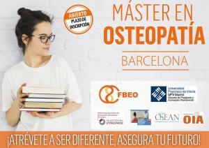 """Máster de Osteopatía FBEO-UFV  """"FBEO, Ciencia Y Esencia en Osteopatía"""" Barcelona"""